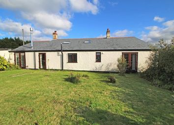 Thumbnail 4 bed bungalow for sale in Bridgerule, Holsworthy