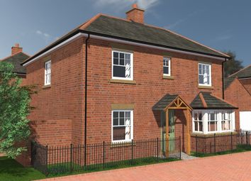 Thumbnail 4 bed detached house for sale in Wildshed Lane, Burgh Le Marsh, Skegness