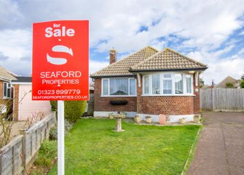 Thumbnail 2 bed detached bungalow for sale in Battle Close, Seaford