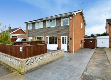Thumbnail 3 bed semi-detached house for sale in Ingleby Road, Long Eaton, Nottingham