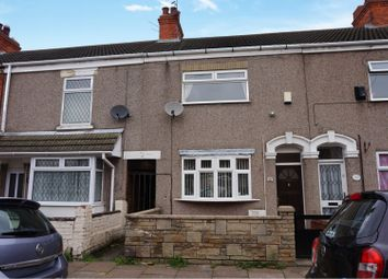 Thumbnail 3 bed terraced house for sale in Cooper Road, Grimsby