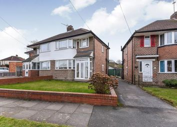 Thumbnail 2 bed semi-detached house for sale in Cherry Tree Avenue, Delves, Walsall, .