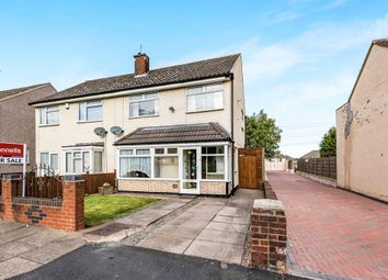 Thumbnail 3 bedroom semi-detached house for sale in Surrey Crescent, West Bromwich