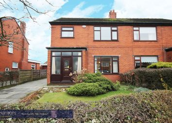 Thumbnail 3 bed semi-detached house for sale in Butterfield Road, Over Hulton, Bolton, Lancashire.