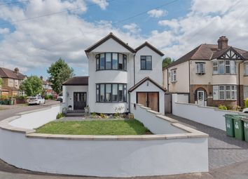 Thumbnail 4 bedroom detached house for sale in Ruskin Drive, Worcester Park