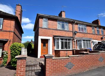 Thumbnail 2 bed town house for sale in Philip Street, Fenton, Stoke On Trent