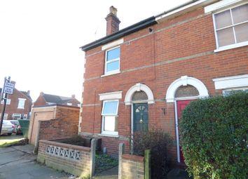 Thumbnail 1 bedroom maisonette to rent in Wickham Road, Colchester
