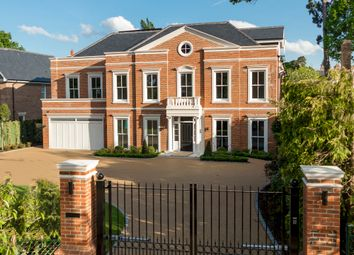 Thumbnail 5 bed detached house for sale in Southlands, Sandown Avenue, Esher, Surrey