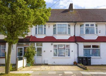 Thumbnail 3 bedroom terraced house for sale in Princes Avenue, London