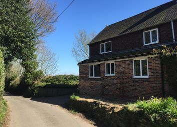 Thumbnail 4 bed property to rent in Whateley Lane, Whateley, Tamworth