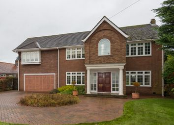 Thumbnail 4 bed detached house for sale in Dane Bank Road East, Lymm