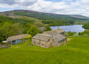 Thumbnail 9 bedroom farmhouse for sale in Tintwistle, Glossop