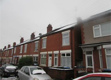 Thumbnail 2 bed terraced house to rent in Kirby Road, Coventry, West Midlands