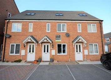 Thumbnail 3 bed town house for sale in 20 Ferrous Way, North Hykeham, Lincoln