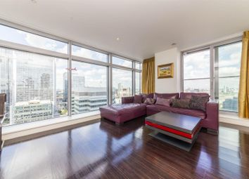 Thumbnail 2 bedroom flat for sale in 3 Pan Peninsula, London