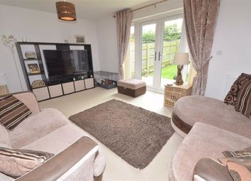 Thumbnail 3 bed end terrace house for sale in Chantry Gardens, Kinsley, Pontefract