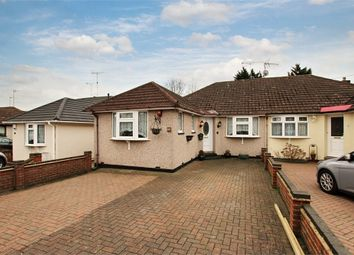Thumbnail 3 bed semi-detached bungalow for sale in Lucerne Walk, Wickford, Essex