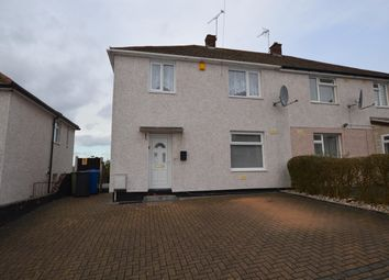 3 bed semi-detached house to rent in Hillside Drive, Mastin Moor, Chesterfield S43