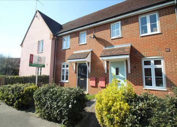 Thumbnail 2 bed terraced house to rent in Turing Court, Kesgrave, Ipswich