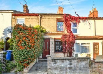 Thumbnail 2 bedroom end terrace house for sale in Stafford Street, Norwich