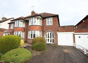 Thumbnail 3 bed semi-detached house to rent in Baginton Road, Stivichall, Coventry