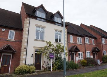 Thumbnail 4 bed terraced house for sale in Barcheston Mews, Warwick