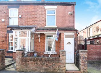 Thumbnail 2 bedroom end terrace house for sale in Sandheys Grove, Manchester