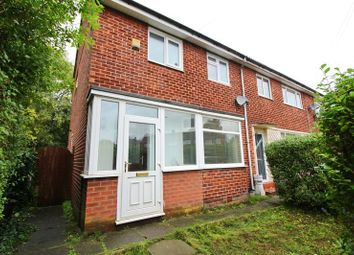Thumbnail 2 bed end terrace house for sale in Overdale, Swinton, Manchester