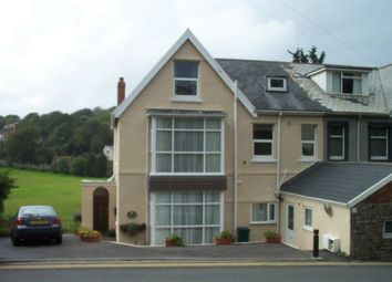 Thumbnail 5 bedroom maisonette to rent in Langland Road, Mumbles, Swansea