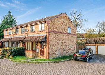 Thumbnail 3 bed end terrace house for sale in Beckinsale Grove, Crownhill, Milton Keynes