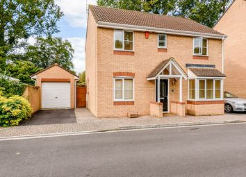 Thumbnail 4 bed detached house for sale in Avill Crescent, Taunton, Somerset