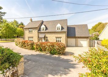 Thumbnail 4 bed detached house for sale in Church Lane, Wendlebury, Oxfordshire