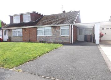 Thumbnail 2 bed bungalow for sale in Bute Close, Willenhall, West Midlands