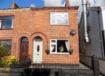Thumbnail 3 bed semi-detached house for sale in The Woodlands, Lydyett Lane, Barnton, Northwich