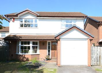 Thumbnail 4 bed detached house to rent in Comet Way, Woodley, Reading