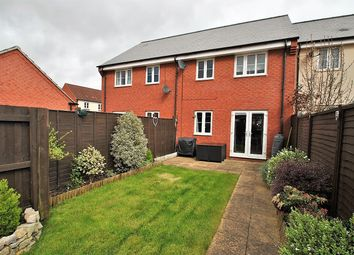 Thumbnail 3 bed terraced house for sale in Tuli Walk, Bridgwater