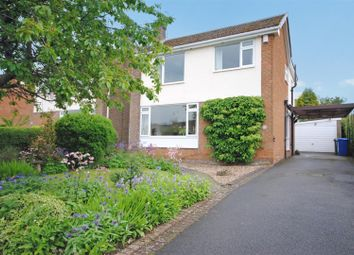 Thumbnail 3 bed detached house for sale in Belvedere Close, Somersall, Chesterfield