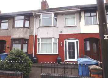 Thumbnail 3 bed terraced house for sale in Sandy Lane, Liverpool, Merseyside