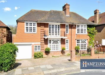 Thumbnail 4 bed detached house to rent in Nizells Avenue, Hove
