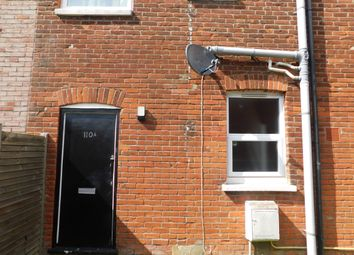 Thumbnail 4 bed terraced house to rent in Hill Lane, Southampton