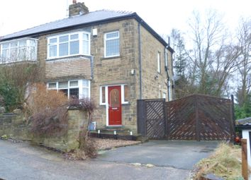 Thumbnail 3 bed semi-detached house for sale in Staybrite Avenue, Bingley