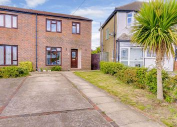 Thumbnail 3 bed property for sale in Langley Avenue, Worcester Park