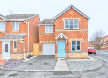 Brecon Gardens, Normanby TS6. 3 bed detached house for sale