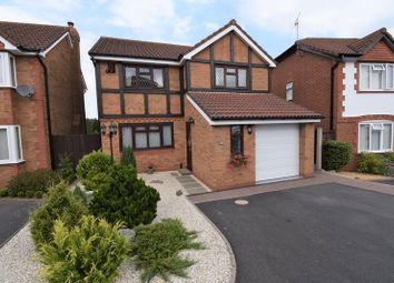 Thumbnail 4 bed detached house for sale in 46 Broomhurst Way, Muxton, Telford