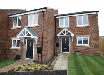 Thumbnail 2 bed link-detached house for sale in Hill Top View, Crow Trees Lane