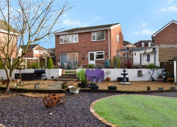 Thumbnail 3 bed detached house for sale in Millrace Road Riverside, Redditch, Worcestershire