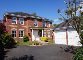 Thumbnail 4 bed detached house for sale in Medici Road, Bromsgrove