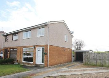 3 bed semi-detached house for sale in Craigfin Court, Prestwick, South Ayrshire KA9