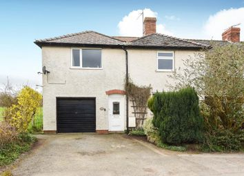 Thumbnail 4 bedroom semi-detached house for sale in Kington, Herefordshire