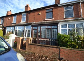 Thumbnail 2 bed terraced house to rent in Basford Park Road, May Bank, Newcastle